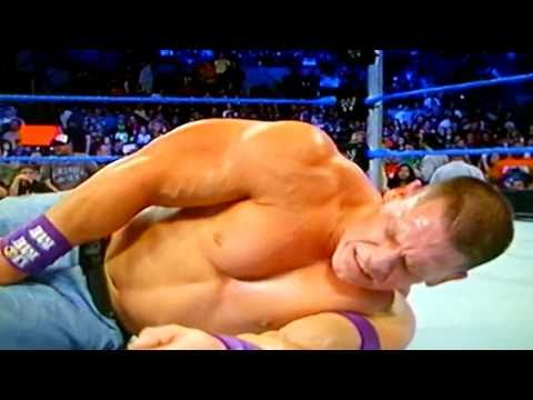 WWE.12/21/10 John Cena Vs Vickie guerrero Travel Video