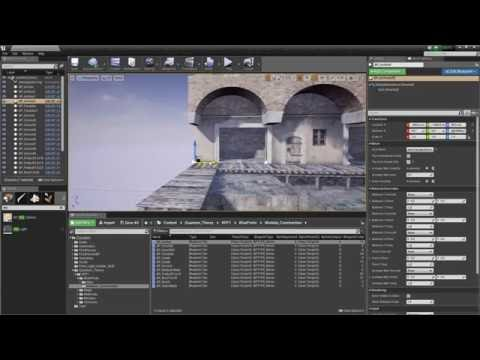 Modular Construction - Rome Fantasy Pack I for Unreal