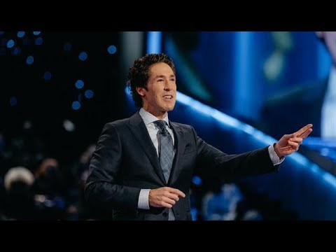 It's Already Set Up - Joel Osteen