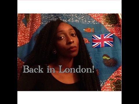 Afehyia Pa, I'M BACK in London! Will I return to Ghana? 🎄