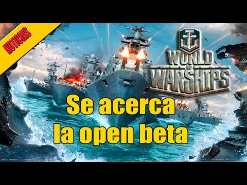 NOTICIAS | World of Warhips Español | Se acerca la OPEN BETA