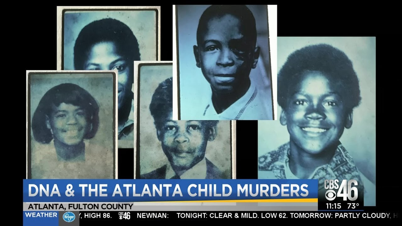 NEW DNA TESTING ON THE ATLANTA CHILD MURDERS