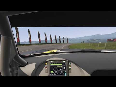 First commentary attempt | Highlands Long, Mercedes AMG GT3 | Assetto Corsa | Matt and His Racing |