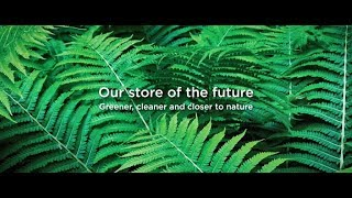 Responsible Retailer: Welcome to our store of the future