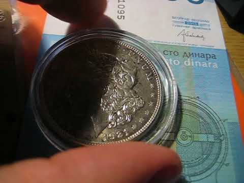 Tesla, Blue Banknote, Silver Bug Fever & Why I got into Coins