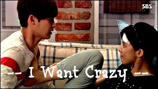 """SooHa and HyeSung """"I Want Crazy"""" --I Hear Your Voice"""