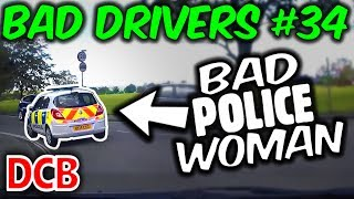 UK Dash Cam - Bad Drivers Of Bristol #34