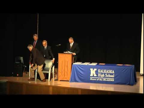 Kalkaska High School Hall Of Fame 2015
