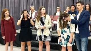 Changing Lives With Hypnosis | High School Hypnosis Show