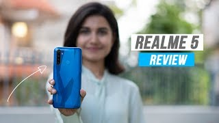 Realme 5 Full Review: Benchmark for the budget phones?