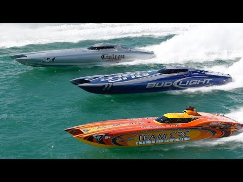 Offshore Powerboat World Championship 2018
