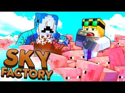 Minecraft Sky Factory - POO COLLECTOR #49