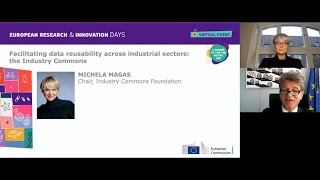 R&I Days 2020: Industry Commons