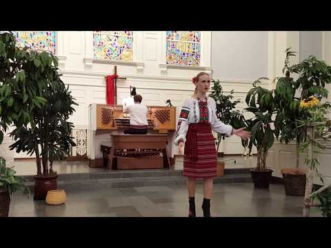 "L. Dychko ""On the boat""& ""Apple-tree"" - Yuliia Billa"