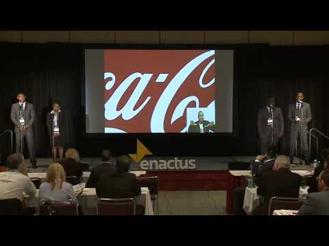 Enactus World Cup 2016 - Opening Round - Swaziland
