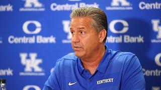 Kentucky basketball coach John Calipari responds to comments from Jay Bilas