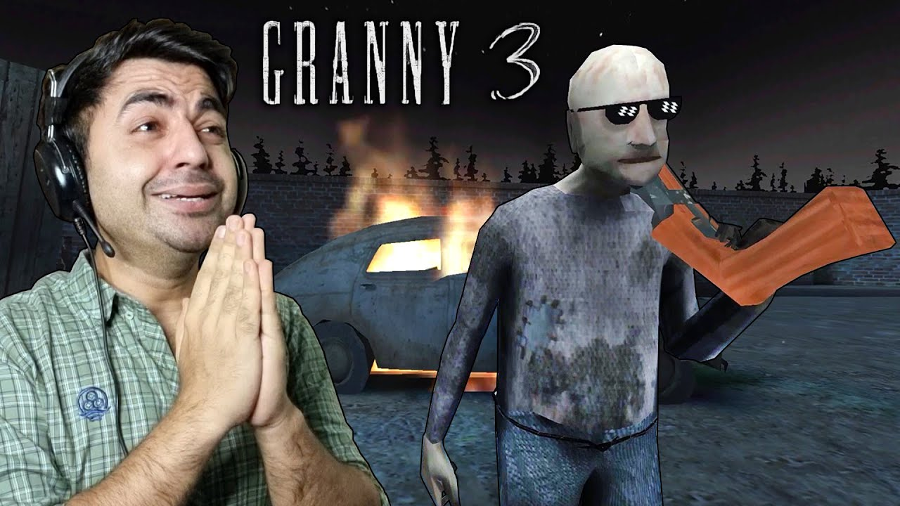 GRANNY 3 New Ending - Extreme Mode | Horror Android New Update Game