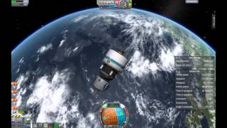 Apollo 4 - Kerbal Space Program w/ Real Solar System