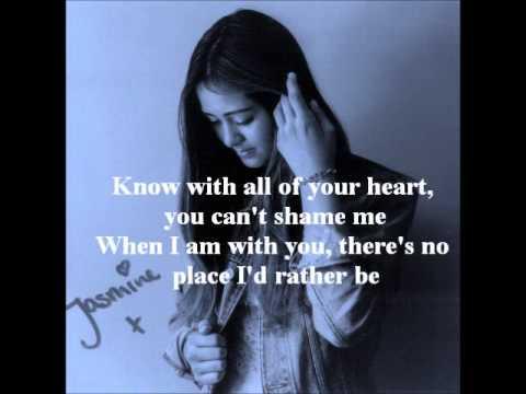 Jasmine Thompson Rather Be + Lyrics