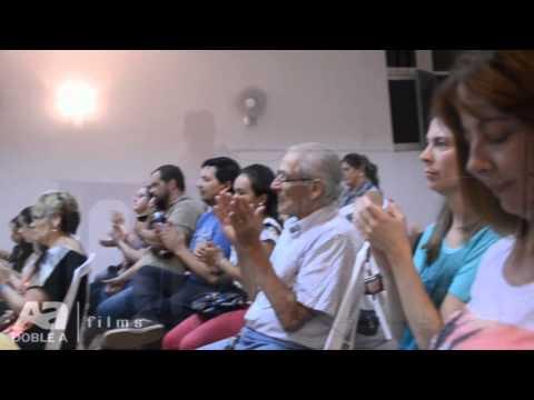 Velada Literaria (Ma Carolina Dobarro y Sergio Ataides)