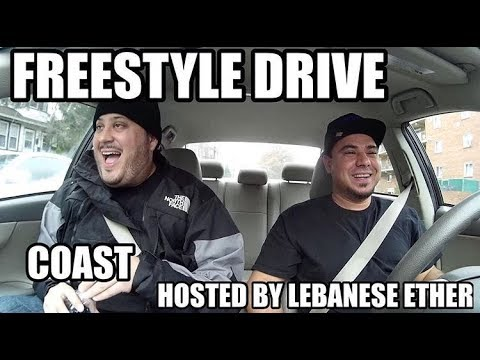 Freestyle Drive Featuring Hip Hop Artist & Producer Coast