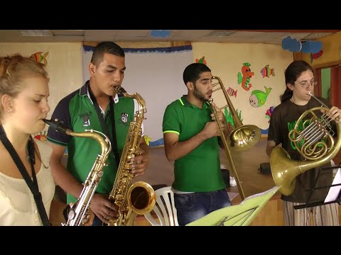 Music And Resilience 2013-15 - Project in the Palestinian Refugee Camps in Lebanon