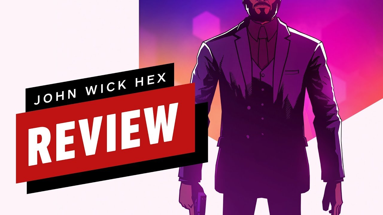 John Wick Hex Review (Video Game Video Review)