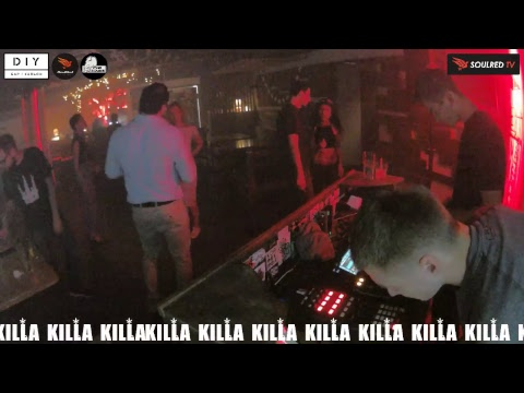 KILLA Radio – Red Catz feat. Mad Mouse & Mr.Kingston  – LIVE from DIY BAR, Minsk