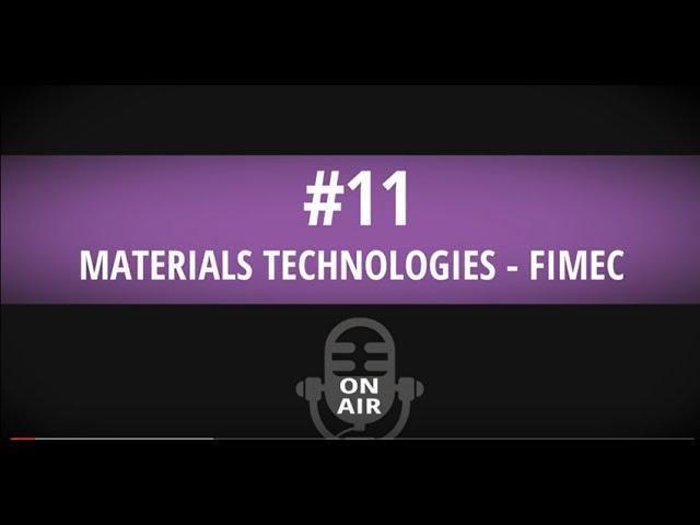 Visiativ donne la parole à ses client # 11- MATERIALS TECHNOLOGIES