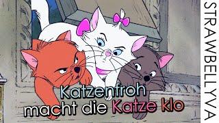 Katzenfroh macht die Katze klo 【Strawbelly Parodie】