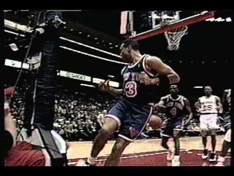 Top Plays: First Half of 1994-1995 NBA Season