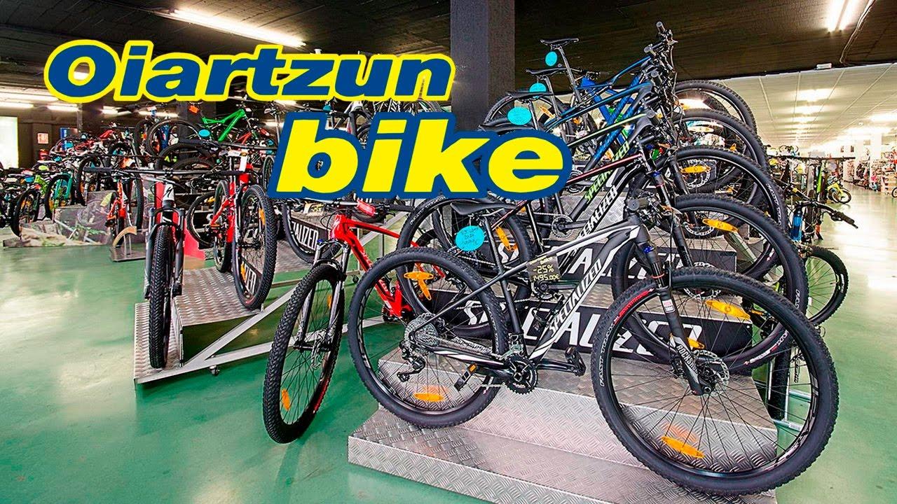 450e288641 OIARTZUN BIKE - Tu tienda de bicicletas en Oiartzun - YouTube