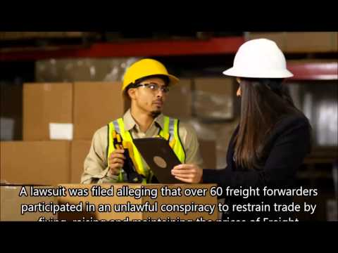 Financial Recovery Strategies® Freight Forwarders Settlement