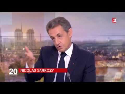 "N. Sarkozy JT 20h France 2 : """