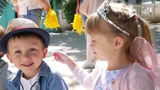 Наш любимый детский сад Незабудка