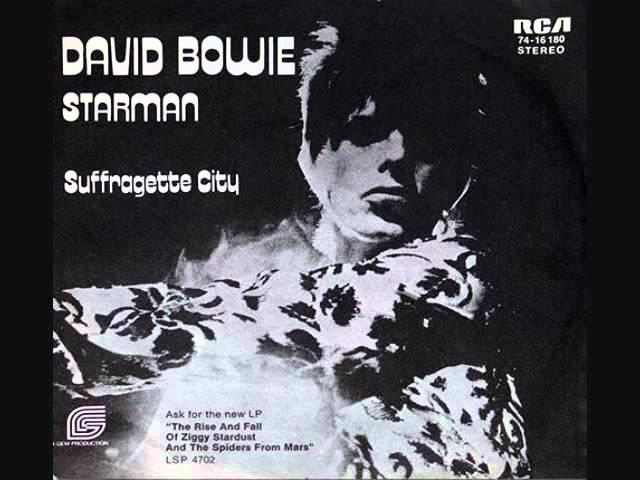 David Bowie Starman Vocal Track Chords Chordify