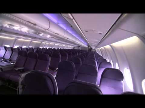 Conception de l'avion Corsair A330 300 - Making of