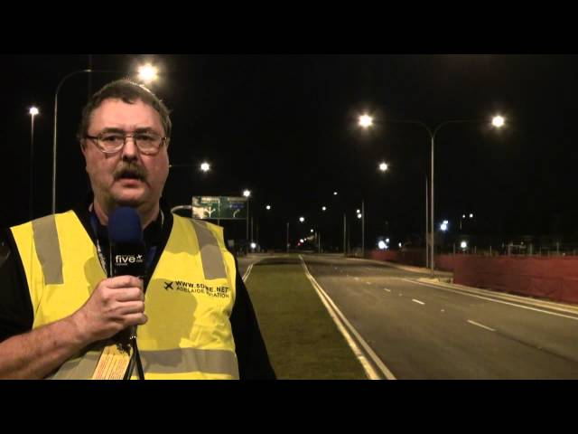 Western Link Road at Adelaide Airport - OPEN