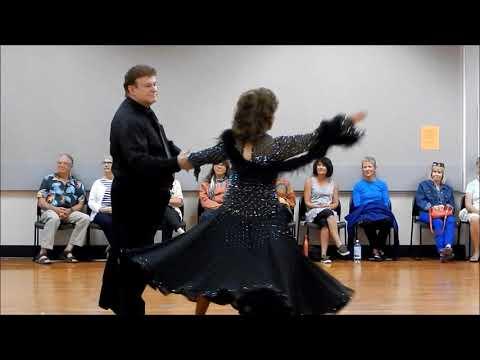 Washington State Senior Games Dance Competition 7-7-18 – Heat 55