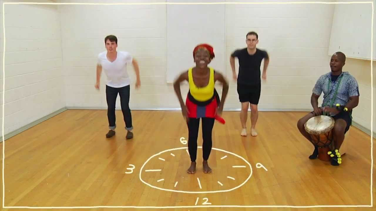489c5f8b9 Five(ish) Minute Dance Lesson - African Dance  Lesson 3  Dancing on ...