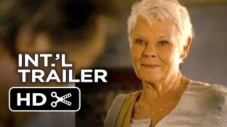 The Second Best Exotic Marigold Hotel UK TRAILER 1 (2015) - Judi Dench, Richard Gere Movie HD