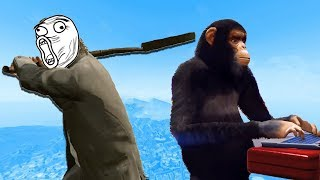 GTA 5 FAILS & WINS #132 (GTA V Funny Moments Compilation)