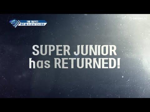 슈주 리턴즈3 I SJ Returns 3] SUPER JUNIOR has RETURNED