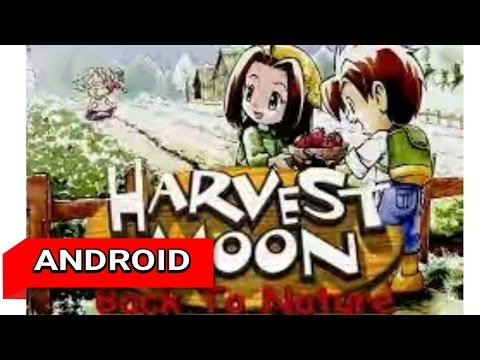 Download Harvest moon back to nature - Bahasa indonesia