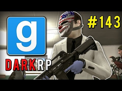 Garry's Mod: DarkRP: THE BIGGEST BETRAYAL EVER! [143]