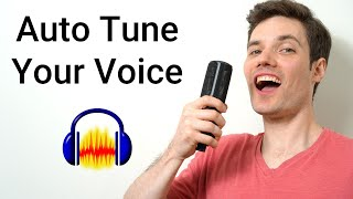 How to Auto Tขne Your Voice for Free