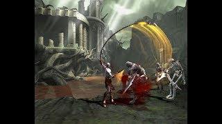 LIVE GOD OF WAR 2 - SPEEDRUN - AQUELE TREINO QUE SE DER CERTO NÃO É TREINO!