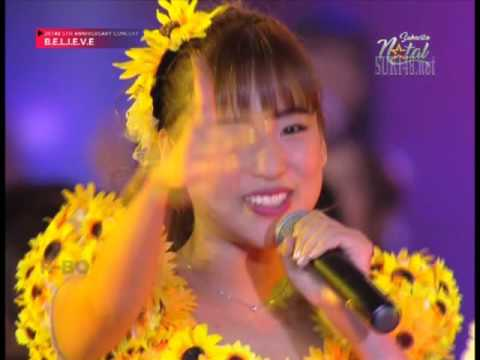 [1080p] JKT48 - Koisuru Fortune Cookie @ JKT48 5th Anniversary Concert BELIEVE - RTV
