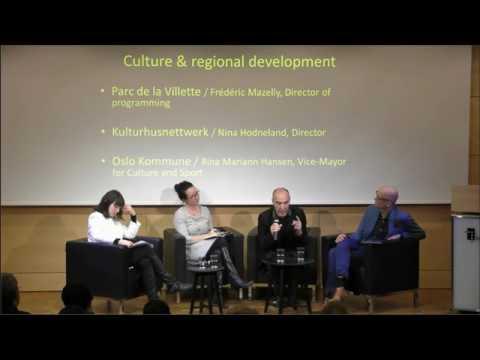 Symposium « Culture & Society » - Part 2 / April 3rd 2017 / Nasjonalbiblioteket, Oslo