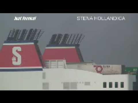 STENA HOLLANDICA - YouTube